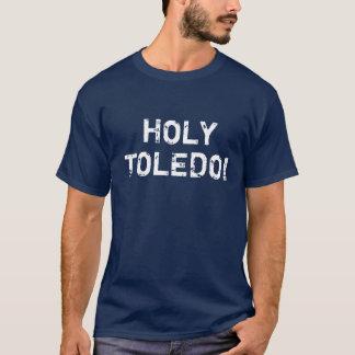 Das heilige Toledo der Vintagen Männer! T - Shirt