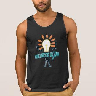 Das hektische Glühen (Band-Shirt) Tank Top