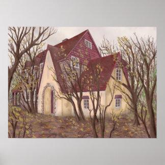 Das Helen Keller-Haus Poster