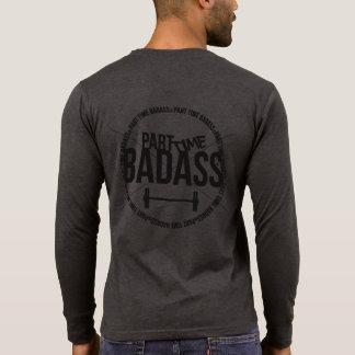 Das henley TEILZEITBADASS- Männer T-Shirt