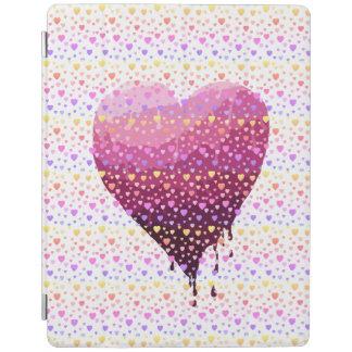 Das Herz des Valentinsgrußes iPad Hülle