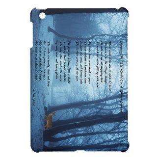 Das Holz vorbei sich kurz aufhalten bei: Robert iPad Mini Hülle