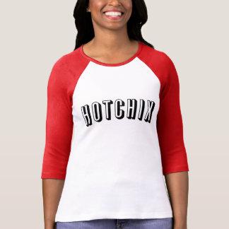 """""""Das HOTCHIX"""" der Frauen 3/4 Hülsen-T - Shirt"""