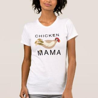 Das Huhn-Mutter der Frauen T-Shirt