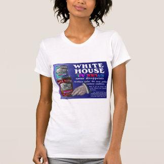 Das Imitat-Vintage Weiße Haus Hemd