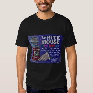 Das Imitat-Vintage Weiße Haus Shirt