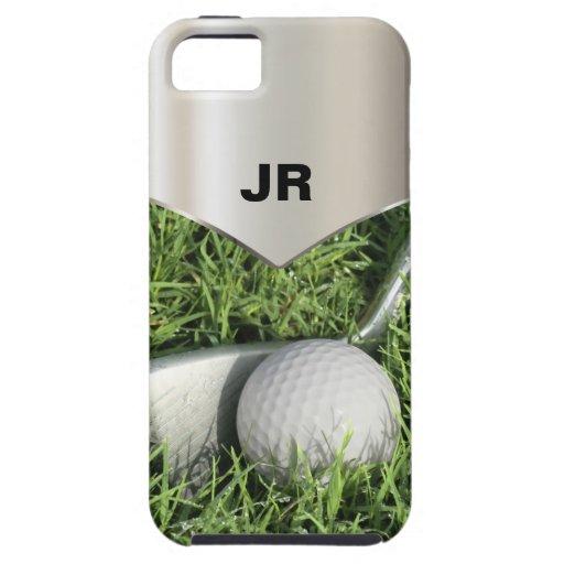Das iPhone der Männer 5 starke Golf-Hüllen iPhone 5 Etui