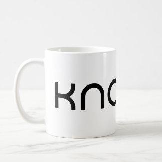 Das ist gerade Knorke! Kaffeetasse