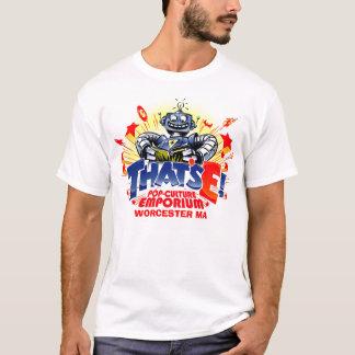 "Das ist ""klassisches"" LOGO E FARB T-Shirt"