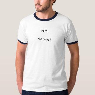 Das ist N.W. T-Shirt