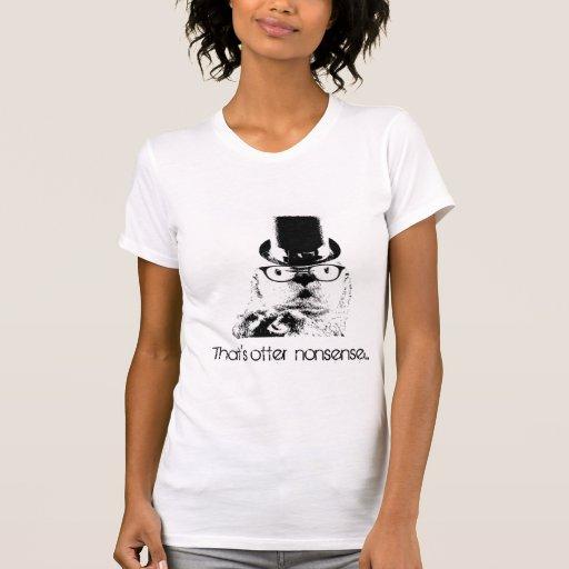 Das ist Otterunsinns-Shirt-süßes Tier