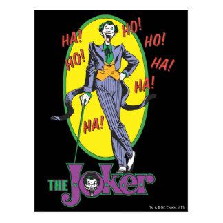 Das Joker-Gegacker 2 Postkarte