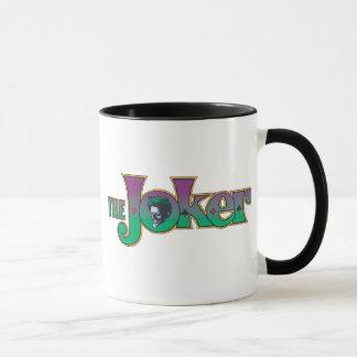 Das Joker-Namen-Logo Tasse