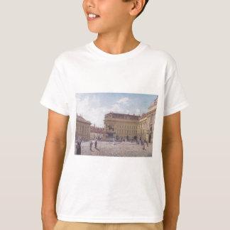 Das Josef-Quadrat in Wien durch Rudolf von Alt T-Shirt