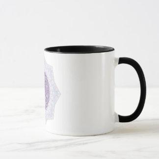 """""""Das Juwel-Innere"""" Mandala-Kaffee-Tasse Tasse"""