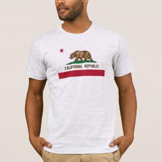 Das KALIFORNIEN-REPUBLIK T - Shirt der Männer