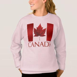 Das Kanada-Flaggen-Sweatshirt-Ahorn-Blatt-Shirt Sweatshirt