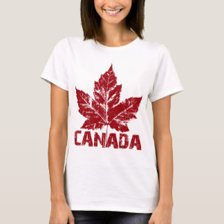 Das Kanada-Shirt der Frauen plus T-Shirt