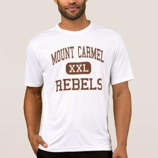 Das Karmel - Rebellen - hoch - Houston Texas T-Shirt