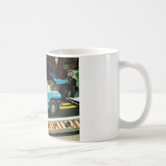 Das Karussell-Auto der Kinder Kaffeetasse