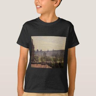 Das Karussell, Herbst, Morgen durch Camille T-Shirt