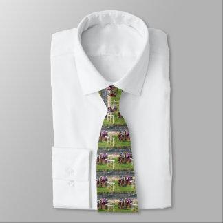 Das Kätzchen der Oma Individuelle Krawatte