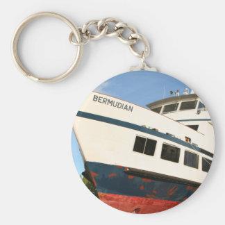 Das keychain von den Bermudas Schlüsselanhänger