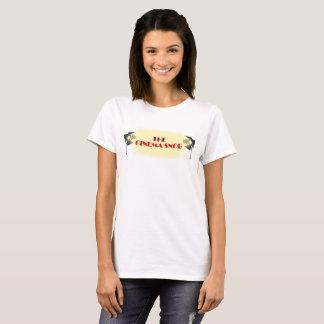 Das Kino-Snob-Logo - das T-Shirt der Frauen