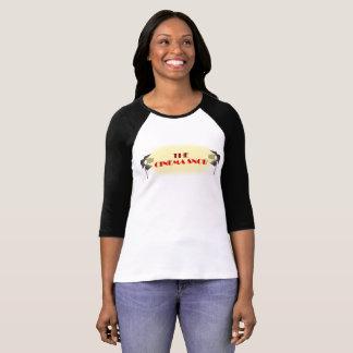 Das Kino-Snob-Logo - die 3/4 Hülse der Frauen T-Shirt