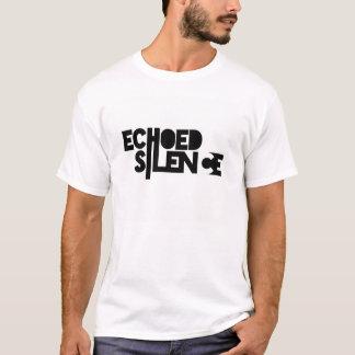 Das klassische T-Stück der Logo-weißen Männer T-Shirt
