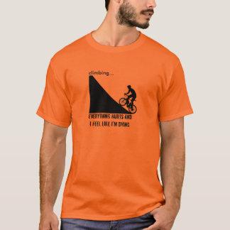 Das Klettern, alles verletzt T-Shirt
