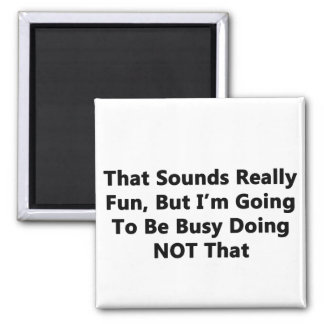 Das klingt wirklich Spaß Quadratischer Magnet