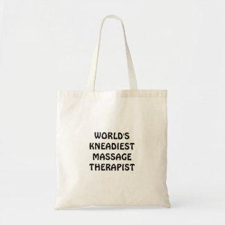 Das Kneadiest der Welt Massage-Therapeut Tragetasche