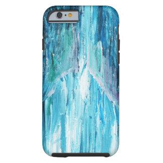 Das Kommen (religiöser abstrakter Expressionismus) Tough iPhone 6 Hülle