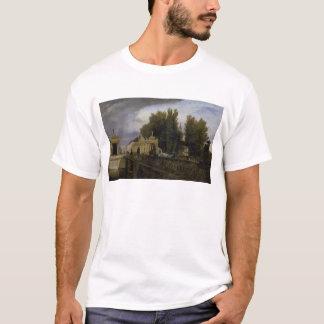 Das Konigsbrucke auf Konigsstrasse, Berlin, 1835 T-Shirt