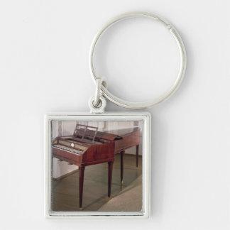Das Konzertklavier von Franz Joseph Haydn Schlüsselanhänger