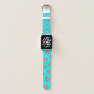 Das Krapfen-Muster I Apple Watch Armband