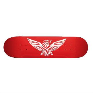 Das Kredo-inspirierter Adler des Meuchelmörders Skateboarddeck