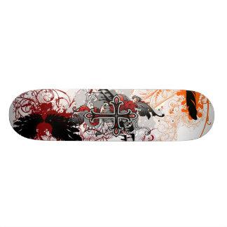 Das Kreuz Skateboarddecks