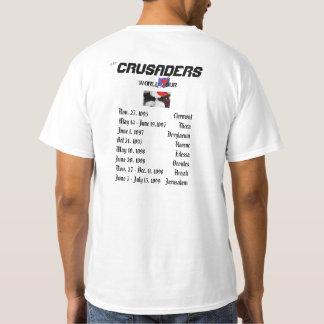 Das Kreuzfahrerweltausflug Party wie es ist- 1099 T-Shirt