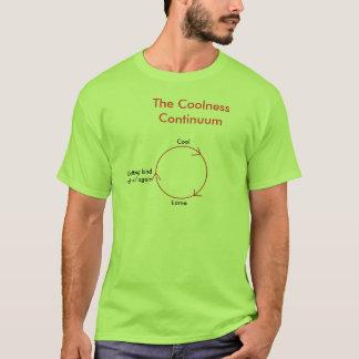 Das Kühle-Kontinuum T-Shirt