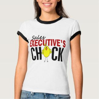 Das Küken der Verkaufs-Führungskraft T-Shirt