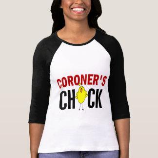 Das Küken des Untersuchungsrichters T-Shirt