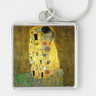 Das Kuss ~ Gustav Klimt Schlüsselanhänger