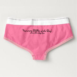 Das lackierende Newz - DOPer der Tagesmemoranden Panties