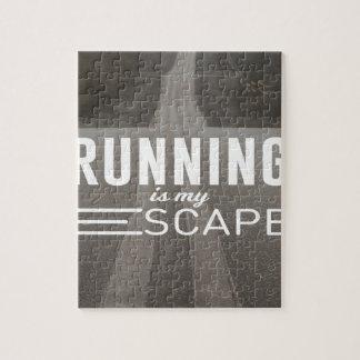 Das Laufen ist mein Entweichen Puzzle