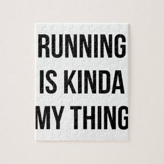 Das Laufen ist meine Sache Puzzle