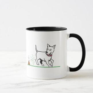 Das Leben eines Hundes Tasse