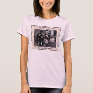 DAS LEBEN ERHÄLT NICHT IRGENDWIE ZU VERBESSERN T-Shirt