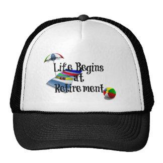 Das Leben fängt am Ruhestand, Spaß an Retrokappen